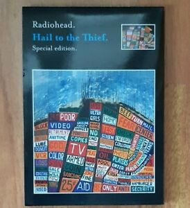 RADIOHEAD ★☆★ HAIL TO THE THIEF ★☆★ SPECIAL EDITION ★☆★ Excellent État