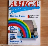 AMIGA Welt Zeitschrift : Nr.: 3 / 88 Juli/August, Commodore/AMIGA
