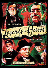 Hollywood's Legends of Horror Collection (Doctor X / The Return of Doctor X / Ma