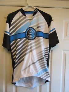 GARNEAU East Coast Club Limited Edition Bicycle Jersey Size XL (US)