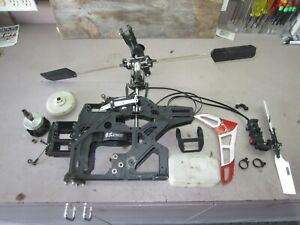 Hirobo (Year 2000) sst eagle FREYA Helicopter - PARTS ONLY