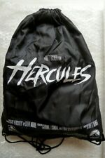 Press Kit : Bag + T-Shirt M + Fitness Kit HERCULES Brett Ratner Dwayne Johnson