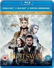 The Huntsman  Winter s War  Blu-ray 3D   Blu-ray   Digital Download  [2015]