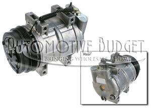 A/C Compressor w/Clutch for Subaru Legacy 1993-1995 - REMAN