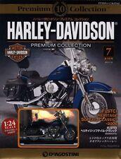 [BOOK+MODEL] Harley Davidson PremiumCollection 7 FLSTCI Heritage Softail Classic