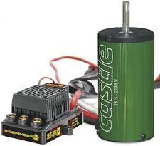 CASTLE CREATIONS Sidewinder 8th ESC Waterproof 2200kV Brushless Motor CAS3900