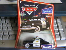DISNEY PIXAR CARS SHERIFF SUPERCHARGED
