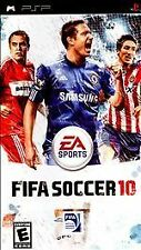 FIFA Soccer 10 UMD PSP GAME SONY PLAYSTATION PORTABLE 2K10 2010