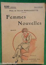 LA 20 FEMMES NOUVELLES PAUL ET VICTOR MARGUERITE NO 50 SELECT COLLECTION