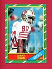 1986 Topps JERRY RICE R/C #161 100% Authentic & Unaltered NM-MT Cond NO RESERVE