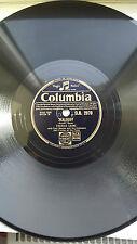 """FRANKIE LAINE - Flamenco / Jealousy  10"""" Shellac.  Bing Crosby. Cole. Sinatra"""