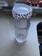 Tiffany Atlas Crystal Carafe Tumbler Decanter