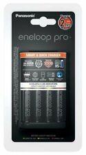 Panasonic Eneloop PRO Charger BQ-CC55 + 4 xR6/AA Eneloop PRO 2500mAh BK-3HCDE EU