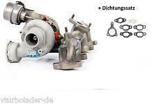 Turbolader  Audi A3 1.9 TDI Motor: AXR/BSW/BEW 74 Kw  038253010H