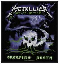METALLICA - Patch Aufnäher Creeping Death 10 x 10cm