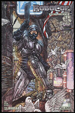 Robocop Killing Machine 1 One-Shot Comic Juan Ryp cvr art Ltd to 1500 No Escape