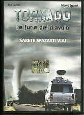 DVD TORNADO, LA FURIA DEL DIAVOLO