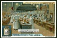Modern (1915) Commercial Hotel Kitchen c1915 Trade Ad  Card