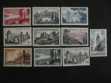 France 1955  Views.   MNH.