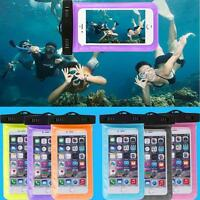 TouchAbility Waterproof Pouch Dry Bag Case For Mobile Cell Phones iPhone 5S 6 6S