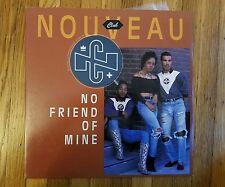 Club Nouveau No Friend Of Mine 12 inch NM Vinyl ,NM Record Cover WB 0-21366 Rare