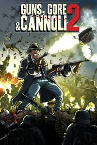 Guns, Gore and Cannoli 2 Steam Key (PC, Download)