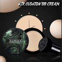 SUNISA Air Cushion Mushroom Head CC Cream,BB Cream,Concealer&Moisturizing Makeup