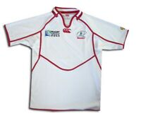 Maillot rugby Russie RWC 2011 neuf Canterbury Taille S