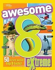 AWESOME 8 EXTREME - FLYNN, SARAH WASSNER/ DEL PINO, BRITTANY MOYA - NEW HARDCOVE