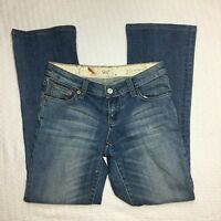 Nordstrom Shio womens jeans low rise bootcut size 25 x 28