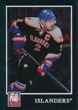 2011-12 Elite #124 MARK STREIT - New York Islanders