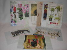 Pumpernickel Press Lot of 10 Assorted Greeting cards  -see description