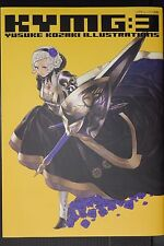 JAPAN Yusuke Kozaki Illustrations (Art Book) KYMG:3 (Fire Emblem)