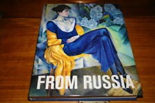 FROM RUSSIA-FRENCH AND RUSSIAN MASTER PAINTINGS 1870-1925 FROM MOSCOW&ST.PETERSB