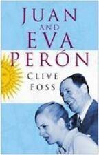 Juan and Eva Peron, Foss, Clive