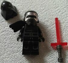 LEGO® Star Wars™ Figur Kylo Ren mit Laserschwer  Neu Neuware (aus 75104)