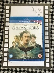 In The Heart Of The Sea (Blu-ray - Brand New & Sealed)