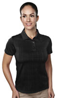 Tri Mountain Women's New Ultra Cool Short Sleeve Polyester Polo Shirt. 021