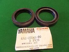 GENUINE YAMAHA 4A1-23145-00 36MM FORK OIL SEALS FOR ALL 1978 TO 1983 TZ 250 350