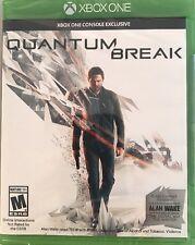 Quantum Break (Microsoft Xbox One, 2016)