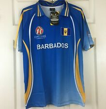 Cricket Legends of Barbados Team Jersey Shirt Icc World Cup New With Tags Medium