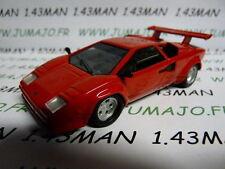 VOITURE 1/43 IXO déagostini russe dream cars : LAMBORGHINI COUNTACH