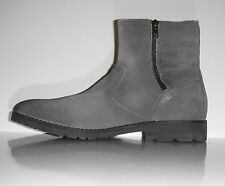 $170 New Marc New York by Andrew Mark Hound Distressed Suede Ankle Boots sz 9M