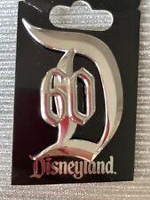 WDI Disney D23 Pin 110157 WDI DLR 60th Diamond Celebration - 3D Cast D 60 New