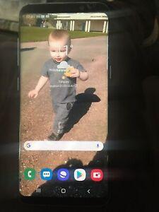 Damaged Samsung Galaxy S8 SM-G950F - 64GB - Coral Blue (Unlocked) (Single SIM)