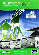 1968 GAA All-Ireland Football Final:  Down v Kerry  DVD