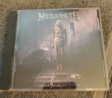 Megadeth Countdown To Extinction CD Capitol Combat BMG