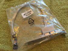 LOT 2 pcs  2 Port USB 2.0 Cable with Bracket ,ORIGINAL-SuperMicro CBL-0083L