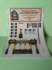 1/43 scale/O Gauge Edwardian Town Pub Low Relief Kit
