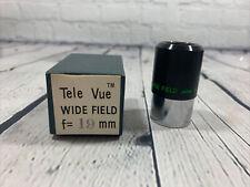 Televue 19mm Wide Field Eyepiece - Made In Japan-